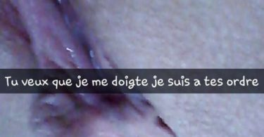 snap hot mouille