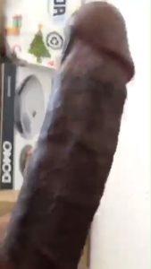 grosse bite de noir chaud sur snapchat