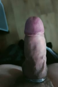 grosse bite avec anneau