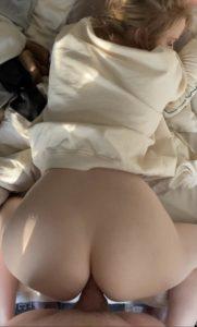 gros cul blonde nude